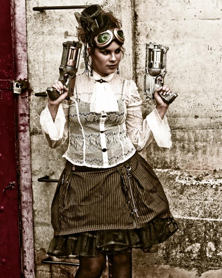 steampunk 4 by swampfoxinsc