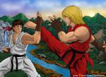Ryu Ken Coloured
