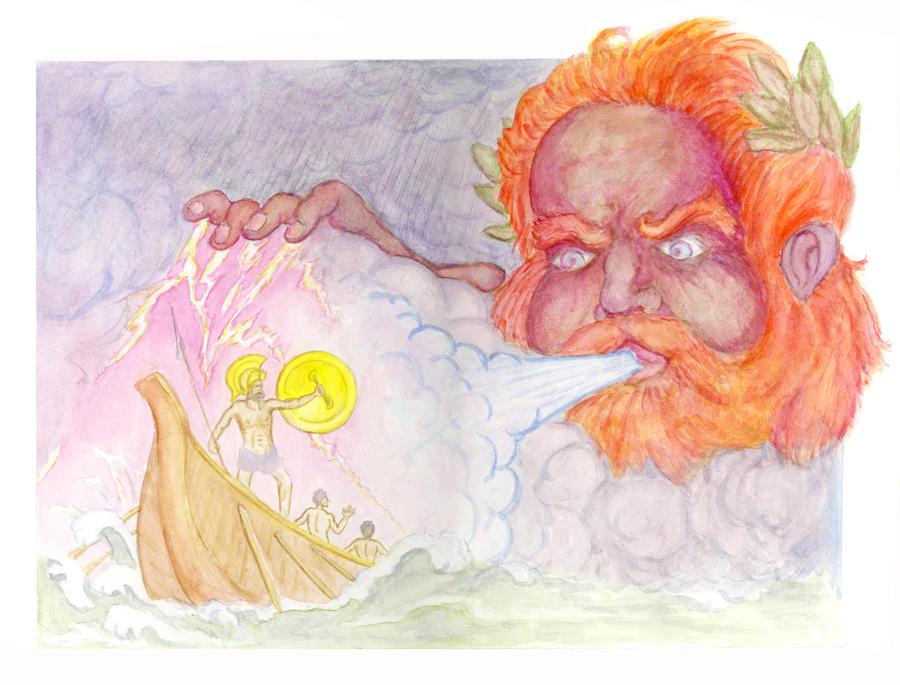 Huck Finn Vs The Odyssey Essay
