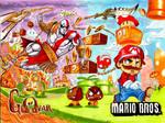 God of Mario Bros.