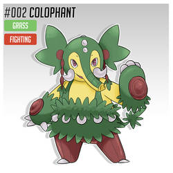 002 Colophant