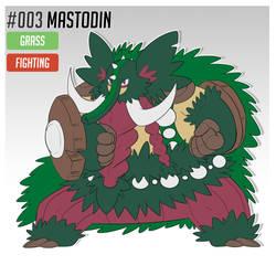 003 Mastodin