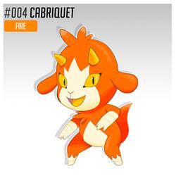 004 Cabriquet