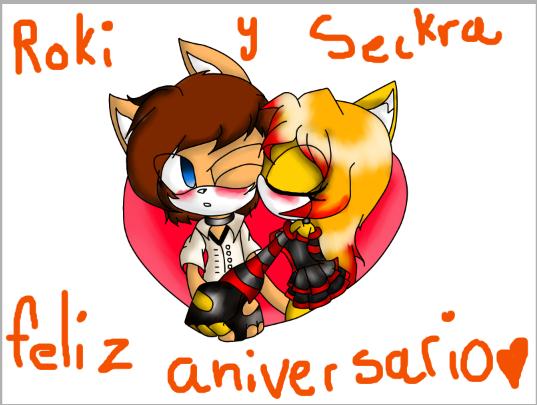 Feliz Aniversario Religioso: Feliz Aniversario Amor By Seckra-the-fox On DeviantArt