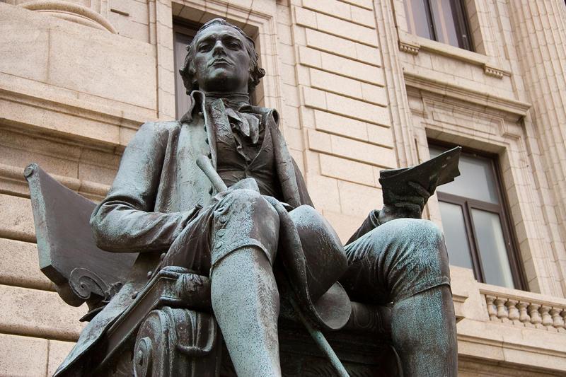 Hamilton by jerod