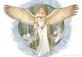 Vila, Natures Angel by SelinaFenech
