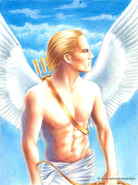 Who was eros in greek mythology