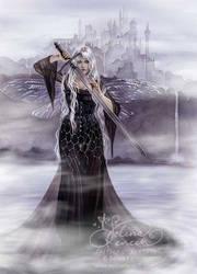 Lady of Avalon by SelinaFenech