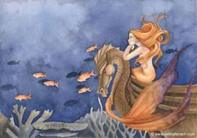 Summer Seas by SelinaFenech