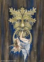 Greenmans Door by SelinaFenech
