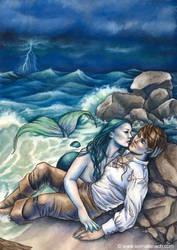 A Mermaids Loss by SelinaFenech