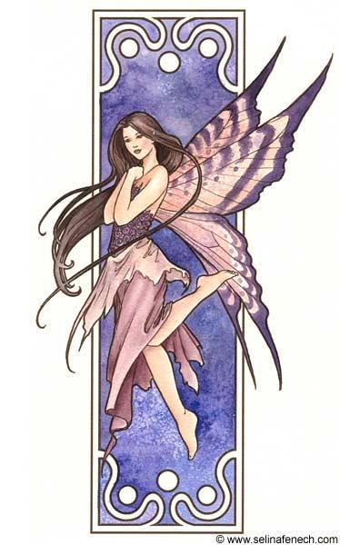 Nouveau Fairy 1 by SelinaFenech