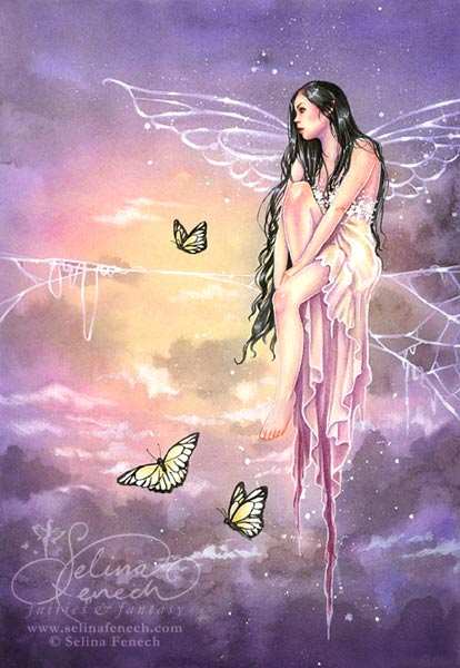 Gossomer Princess by SelinaFenech