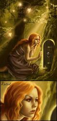 The Secret Doorway by SelinaFenech