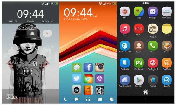 Back to Android.