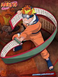 Naruto Uzumaki by Epistafy