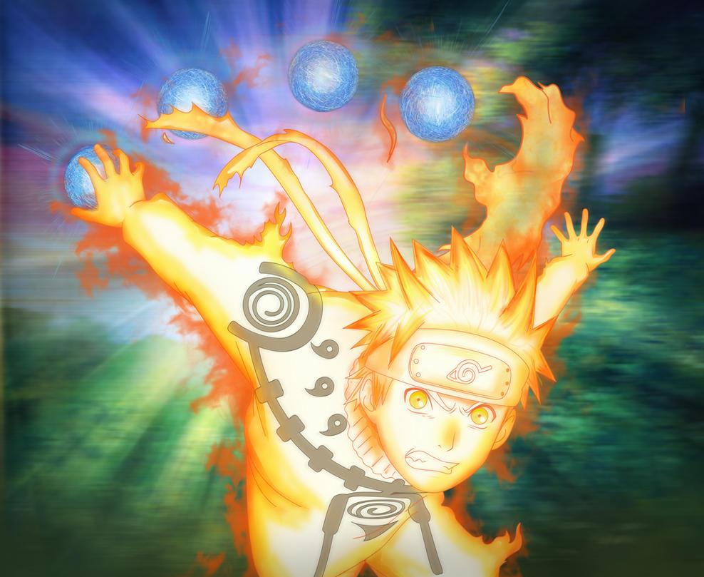 Naruto by Epistafy