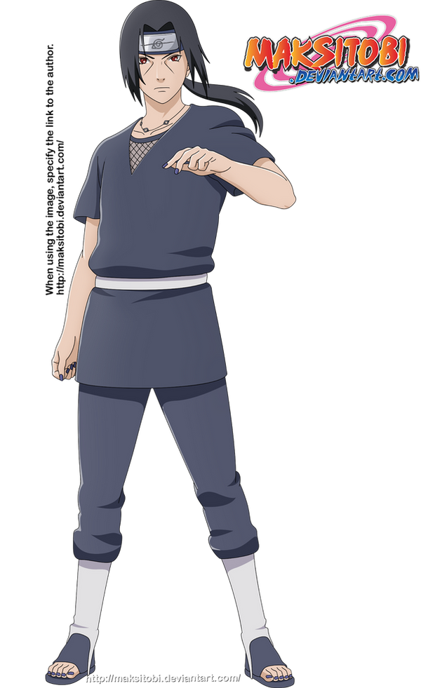 Itachi Uchiha by Epistafy on DeviantArt