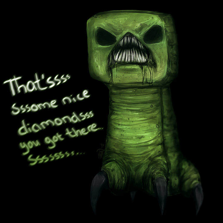 Creeper by S1ghtly
