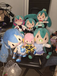 Vocaloid Family (As of 25/5/2019) by angelicoreXX