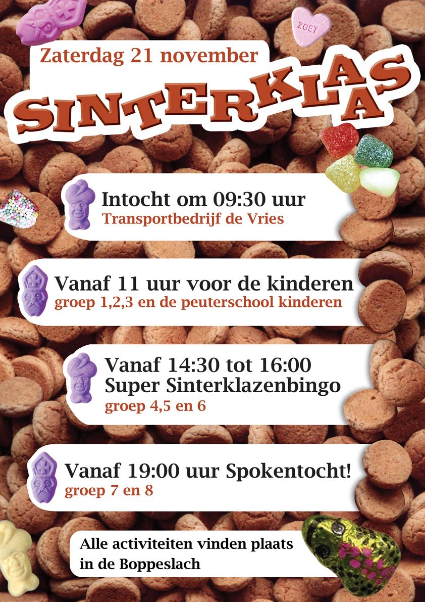 Sinterklaas Poster By Syrt88 On Deviantart