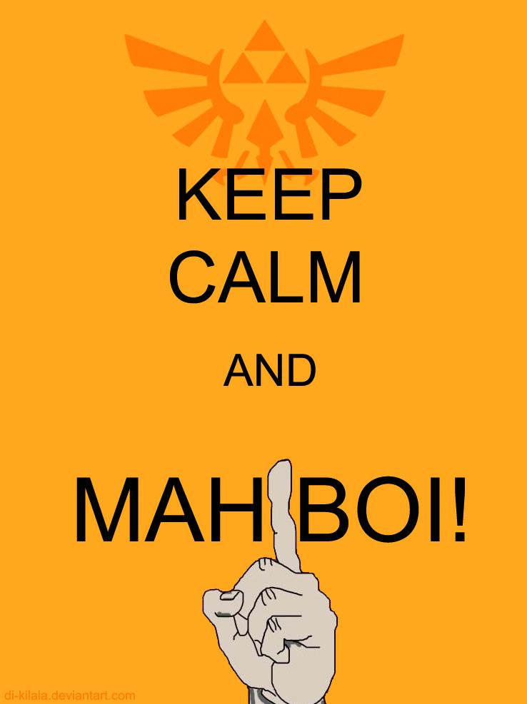 King harkinian keep calm by di kilala on deviantart for Immagini di keep calm