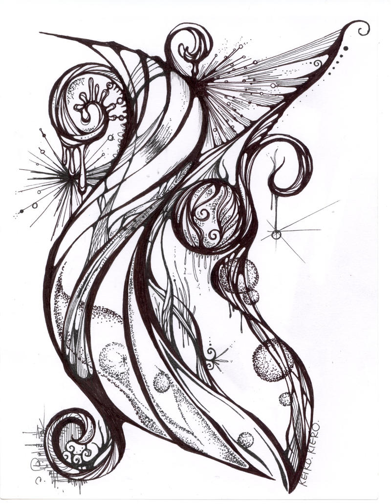 Butterfly Cocoon Drawing Return The cocoon by K...