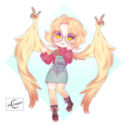 Sweet Angel - Chibi