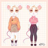 Outfits - Floyel Typels