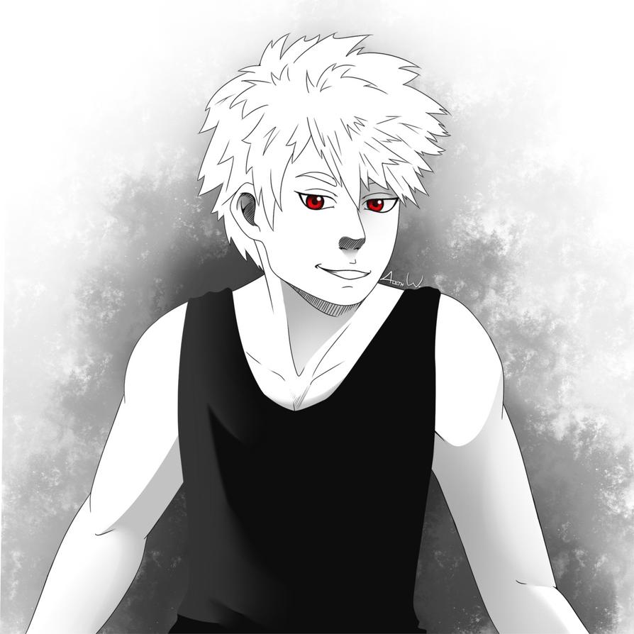 Katsuki Bakugou   Boku no Hero Academia by AlethW