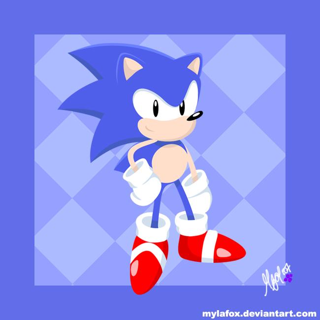 Sonic CD :MylaFox By Retro-Sonic-Club On DeviantART