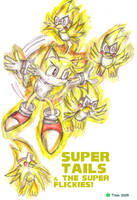 Super Tails :TitanHedgehog by Retro-Sonic-Club