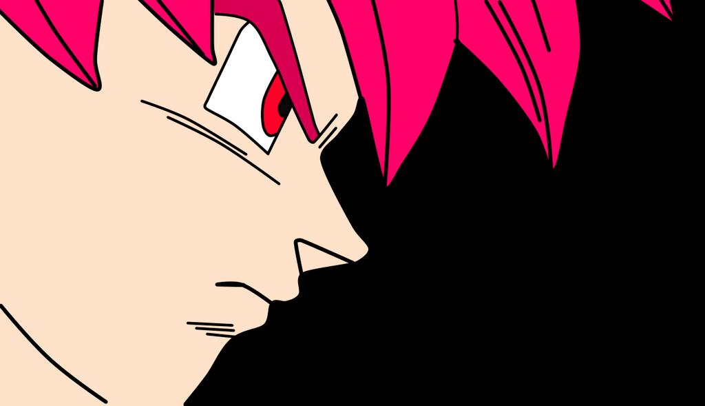 Goku Ssjgod render #2 by MarcoVerdugo