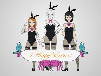 Happy Easter ! by Khorvuss