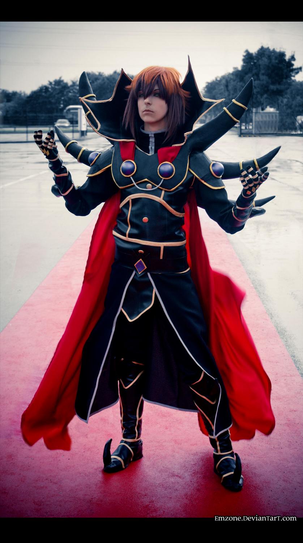 YuGiOh GX - Supreme King Jaden by ShamanRenji