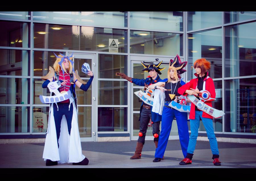 Yu-Gi-Oh! - Bonds Beyond Time by ShamanRenji