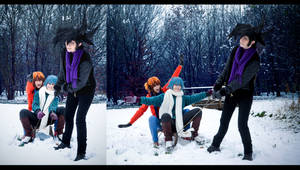 YuGiOh GX - Snow Problem