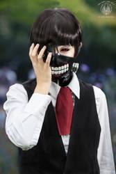 Tokyo Ghoul - Kaneki