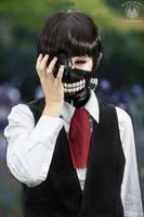 Tokyo Ghoul - Kaneki by ShamanRenji