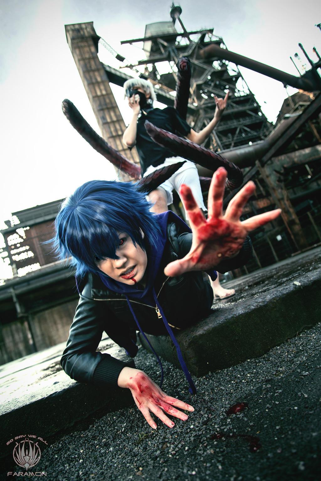 Tokyo Ghoul - Defeat by ShamanRenji