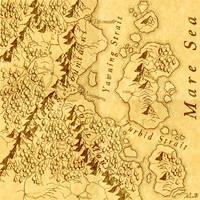 Yawning Strait and Environs by Hai-Etlik