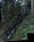 Waterfall on Maple Mountain