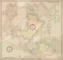 Portolan Chart by Hai-Etlik