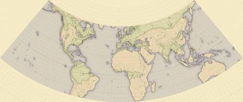 Lampshade Map by Hai-Etlik