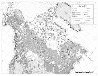Canada in Black and White