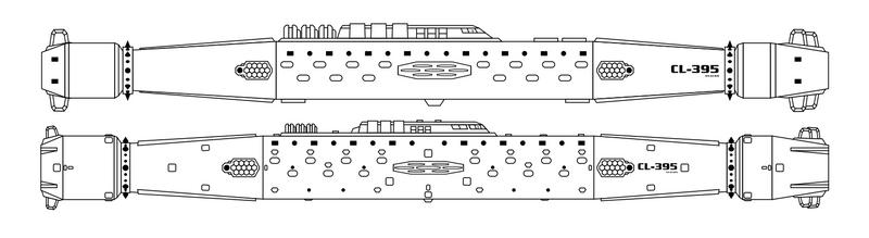 Avalon Class Cruiser Comparisson