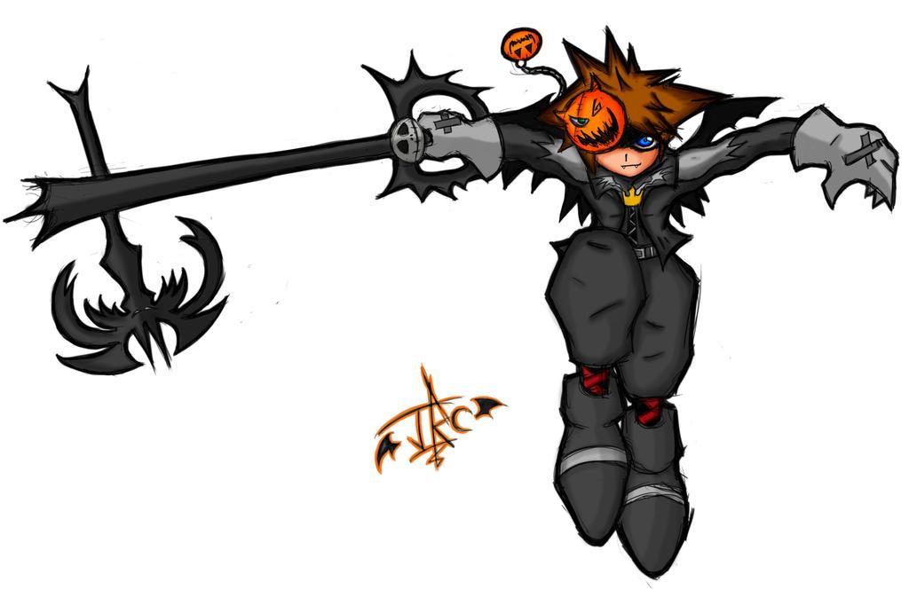 Halloween Town Sora by RemyCooper on DeviantArt