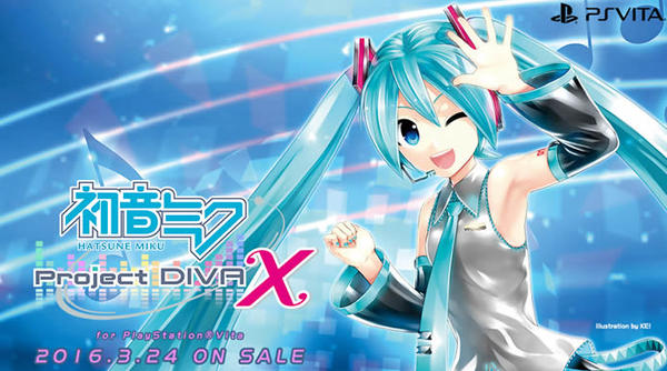 Project DIVA X Wallpaper by tails455