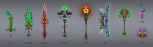 Dragon Relic Weapon