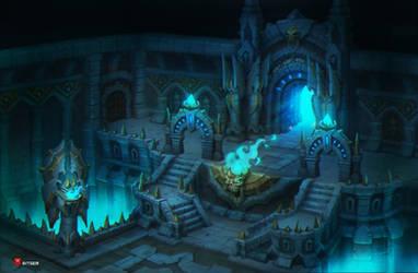 Dungeon 2 by DmitriyBarbashin